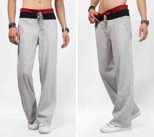 Fashion Cotton Leisure Sport Men's Pants