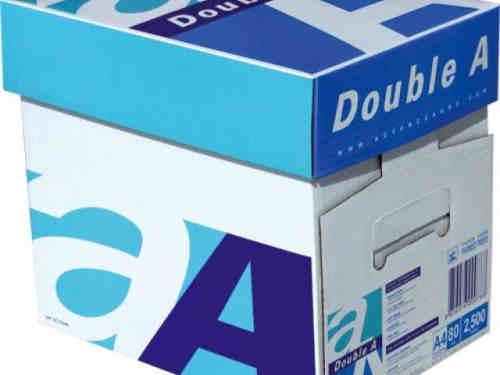 Double A4 copier paper