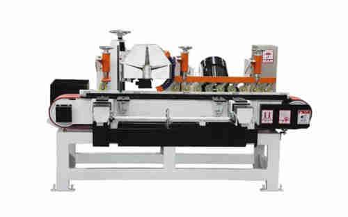stone polishing machine