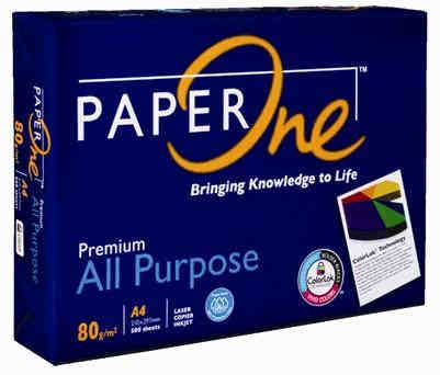 PaperOne Copier Paper A4 80gsm