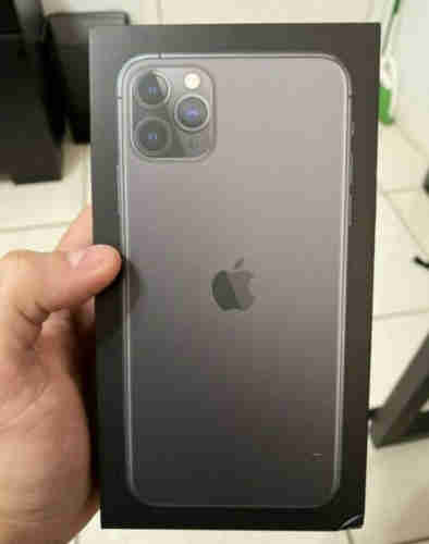 Apple iPhone 11 Pro Max 256GB - Space Grey - Black