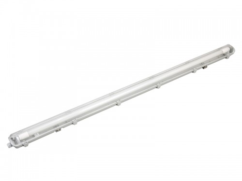 led vapor proof light fixture