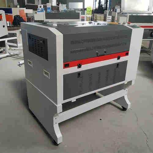 Ruida system 4060 Acrylic wood glass engraver machine 60W/80W/100W desktop X Y Linear Guides