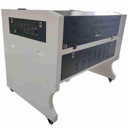 6090 Laser engraving cutting machine 100W 130W Reci laser tube Ruida controller For wood Acrylic PVC