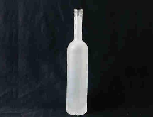 Frost Vodka Bottle