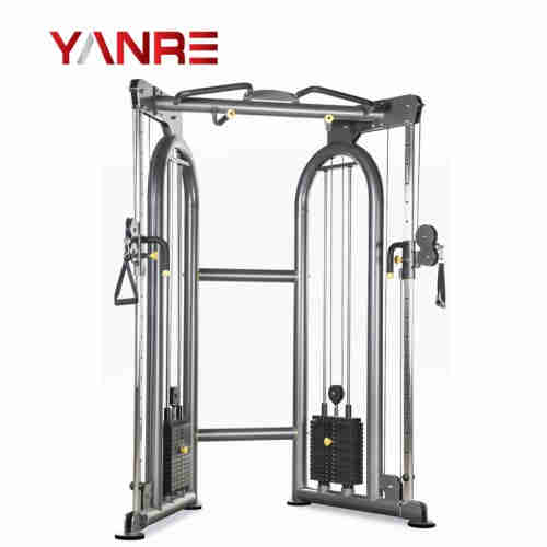 Commercial Gym Fitness Training Equipment Multi-Functional Cable Crossover