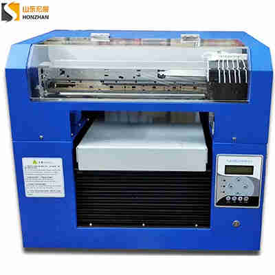 Honzhan HZ-DTGA3-6C A3 size direct to garment t-shirt printer with 6 ink color channels