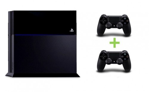 Sony PS4 500GB with 2 Controllers