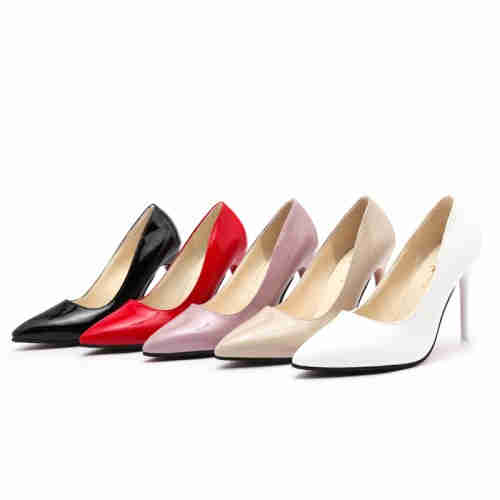 Ultra High Heel Pumps