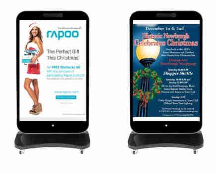 LED Poster, LED Poster Display, LED Poster Panels, LED display stand, LED Banner