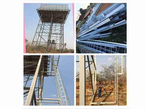 Steel Water Tank  custom Steel Water Tank china   steel structure water tank tower supplier