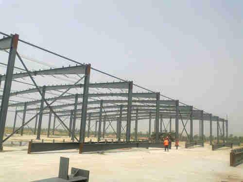Custom Steel Warehouse, Workshop   custom warehouse Supplier steel warehouse Installation factory
