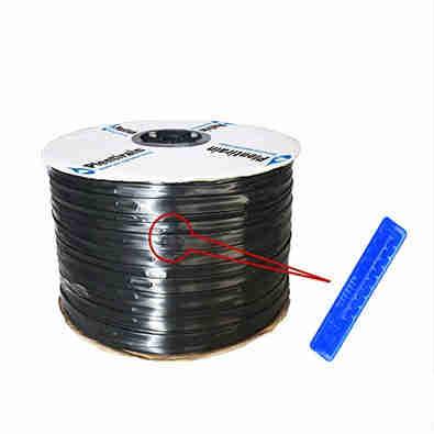 Dripline with flat dripper  Drip Tape manufacturer