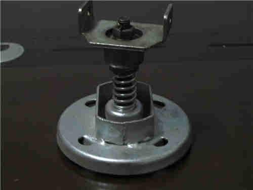 Hand Moulds Base, Cast Steel Hand Moulds Base