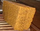 Rubber bales