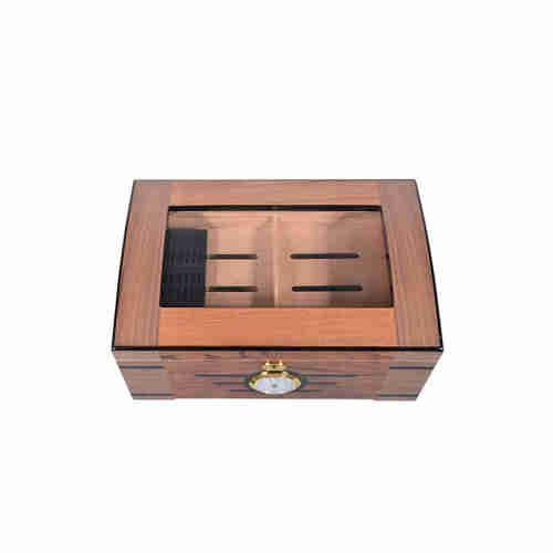 Customization Handmade Wooden Cigar Box For Sale