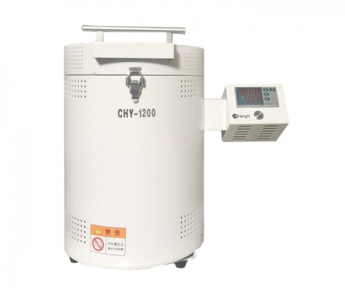 CHY-J1220 Laboratory Crucible Vertical Muffle Furnace Lab Muffle Furnace Manufacturer