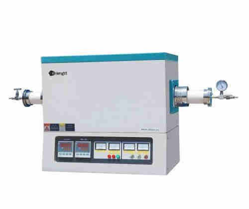 CHY-T1580B Laboratory High Temperature Dual Zone Tube Furnace