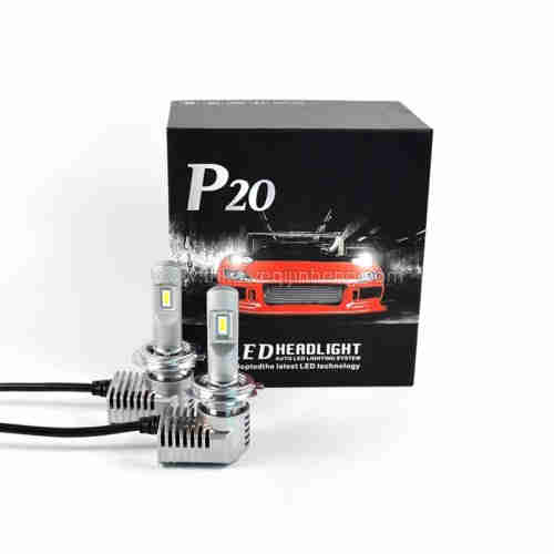 P20 high brightness automobile LED headlamp  high quality Led Auto Headlights supplier