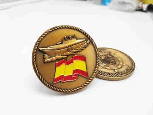Custom Military Souvenir Coin