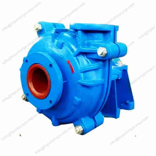 HDA Heavy Slurry Pumps