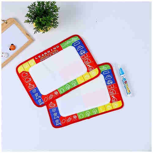 Water canvas early education Water writing cloth puzzle children painting graffiti painting writing