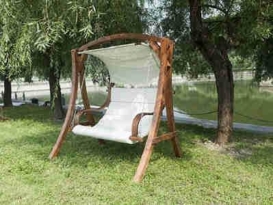 Wooden Swing - WS01
