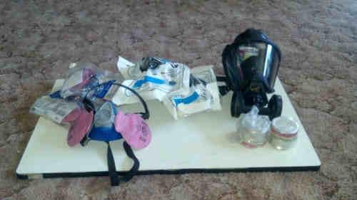 MSA Respirators and Cartridges