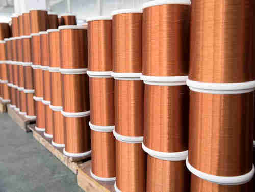 Electromagnetic wire