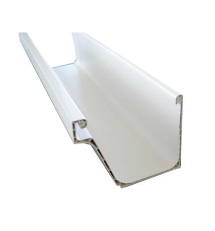 5.2INCH PVC RAIN GUTTER