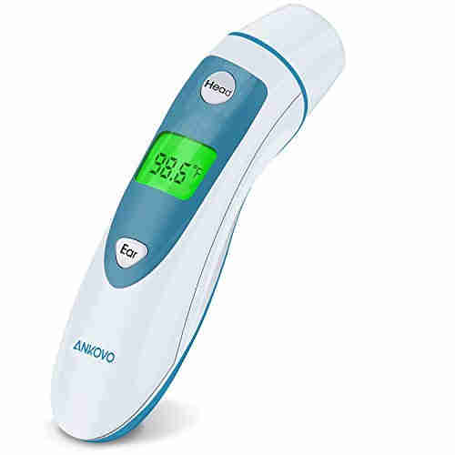 Metene Medical Forehead and Ear Thermometer