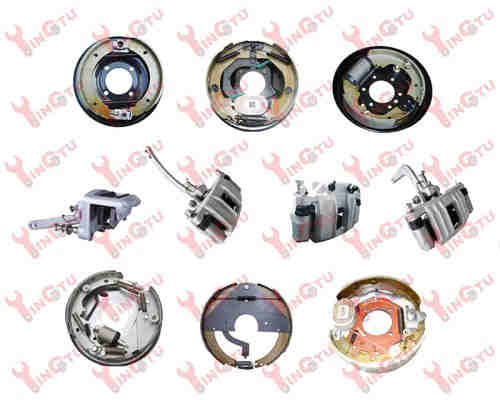 Trailer Electric/Hydraulia/Mechanical Brakes and Hubs