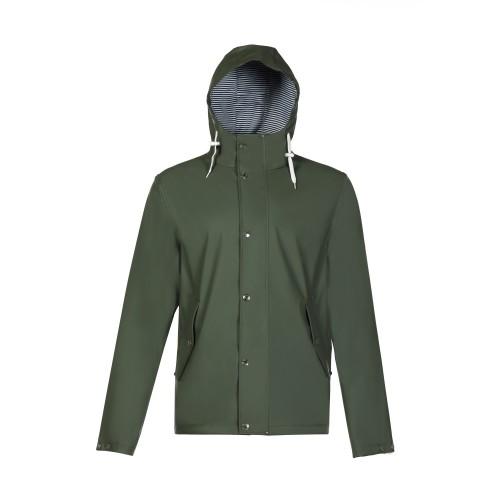 Men Pu Rain Jacket-KBM1010