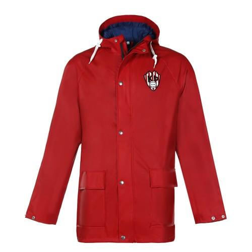 PU Rain Jacket with 210T nylon lining