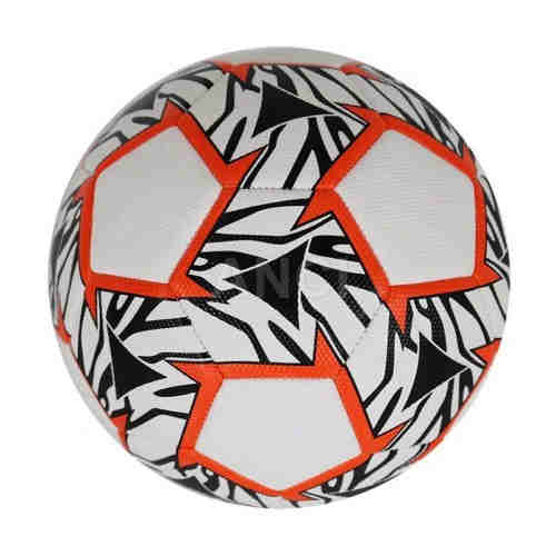 Best Quality Official Size 5 and Weight PU Football Soccer Ball Match