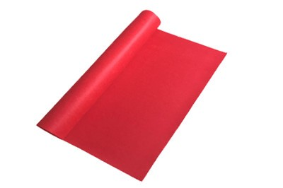 High quality breathable red carpet