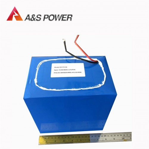Rechargeable 12V 80Ah Replacement Battery   China Lifepo4 Battery