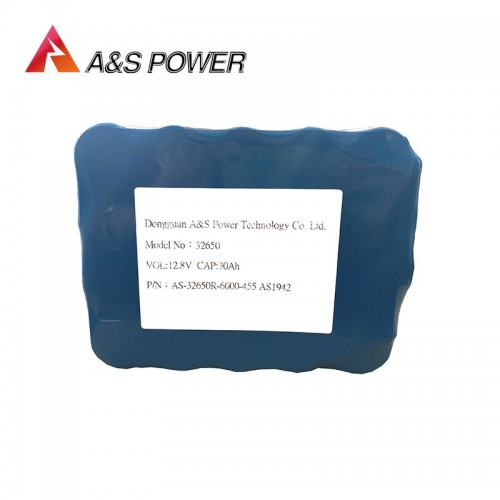 12 Volt 30Ah 32650 Lithium Deep Cycle Battery    Lithium Ion Battery 12v supplier