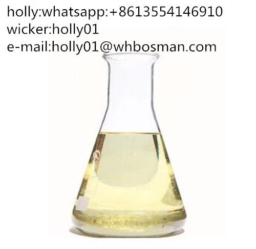 China Export High Quality CAS49851-31-2 2-Bromo-1-phenyl-1-pentanone Yellow Liquid 99% High purity