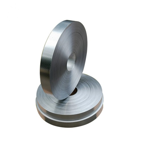 Perforated Aluminium Foil For PPR Pipes With 2.5mm Hole Diameter