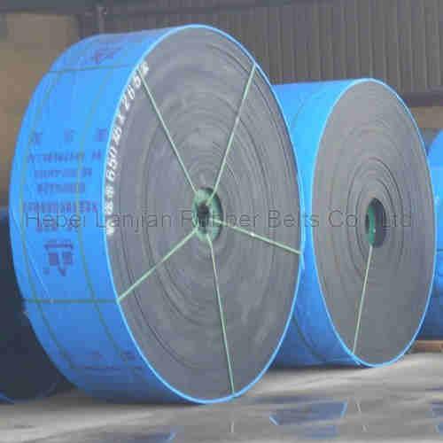 Polyester canvas general flame retardant conveyor belt