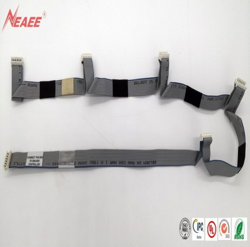 Medical device/transmission,150825-01,Flat Cable with 12P Connector&Tape