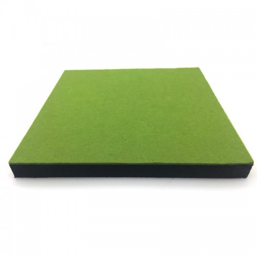 Designed Acoustic Felt Top with Acoustic Base Panel