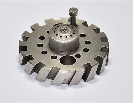 CNC Machined Metal Parts