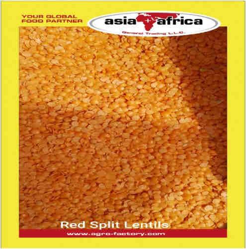 Red Split Lentil