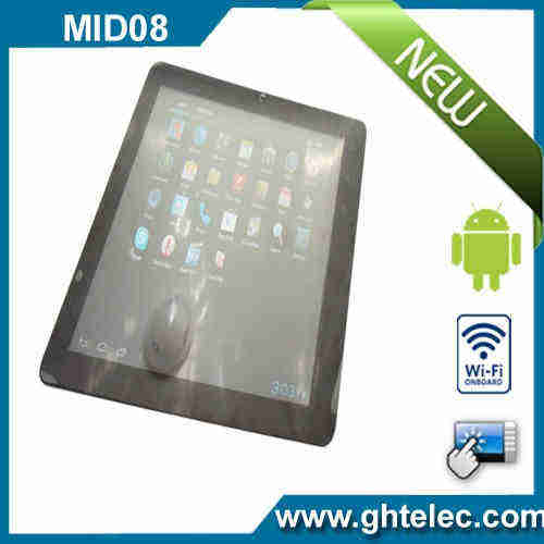"""new brand 9.7"""" android tablet with 1gb rams"""
