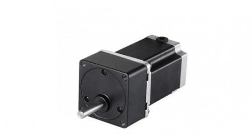 Stepper With Spur Gearbox   geared BLDC motor