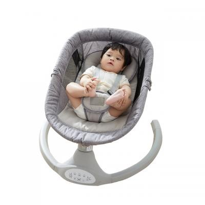New Modern Design Baby Cradle Swing Adjustable Reclining Position Baby Nursery Chair