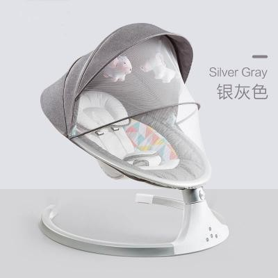Smart Baby Bouncer Cradle Automatic Chair With Aluminum Alloy Seat Frame Baby Gear
