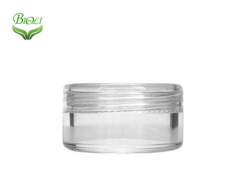 Plastic jar with lids sale